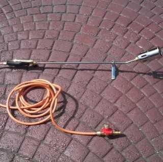 Robex Thermoplastic Dura Line Blow Torch