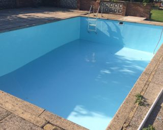 Robex Swimming Pool Coating